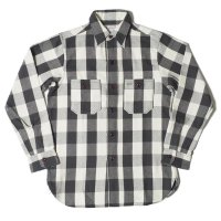 WAREHOUSE / Lot 3104 FLANNEL SHIRTS A柄 ONE WASH