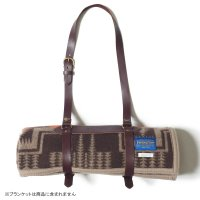 WAREHOUSE & CO. / Lot 5204 BLANKET LEATHER CARRIER