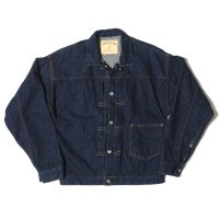 HELLER'S CAFE / HC-1910 1910's Early Model Denim Jacket OR