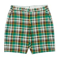 WAREHOUSE / Lot 1079 CHECK SHORT PANTS (ONE WASH)