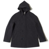 [ご予約商品] HELLER'S CAFE / HC-252 1930's Button type Hooded Sideline Jacket