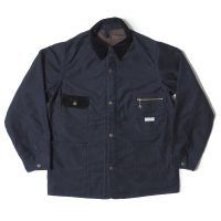 [ご予約商品] HELLER'S CAFE / HC-249 1940's WORKMASTER Lined Coverall Jacket