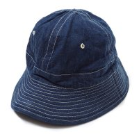 WAREHOUSE & CO. / Lot 5200 DENIM ARMY HAT