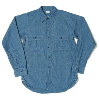 WAREHOUSE / Lot 3018 CHAMBRAY WORK SHIRTS
