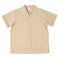 WAREHOUSE & CO. / Lot 3091 S/S OPEN COLLAR SHIRTS チェック