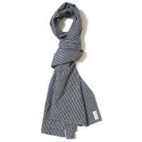 WAREHOUSE & CO. / Lot 5207 SELVEDGE FABRIC SCARF チェック(大)