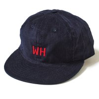 "EBBETS FIELD FLANNELS × WAREHOUSE / CORDUROY SPORTS CAP ""WH"""