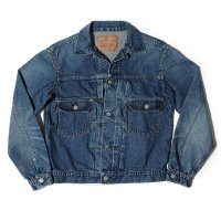 WAREHOUSE / 2ND-HAND 2002 DENIM JACKET (USED WASH)