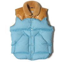 WAREHOUSE & CO. / ROCKY MOUNTAIN×WAREHOUSE & CO. NYLON CHRISTY VEST