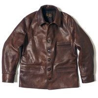 WAREHOUSE & CO. / Lot 2114 HORSE LEATHER JACKET