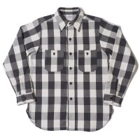 WAREHOUSE & CO. / Lot 3104 FLANNEL SHIRTS A柄 ONE WASH