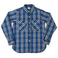 WAREHOUSE / Lot 3104 FLANNEL SHIRTS C柄 ONE WASH