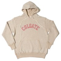 WAREHOUSE & CO. / Lot 450 2本針フード COLGATE