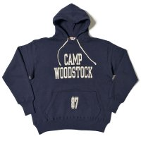 WAREHOUSE / Lot 450 2本針フード CAMP WOODSTOCK