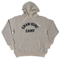 WAREHOUSE & CO. / Lot 450 2本針フード GNAW BONE