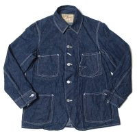HELLER'S CAFE / HC-081 1930's Iron alls Denim Coverall O/W