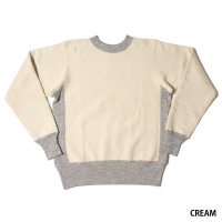 HELLER'S CAFE / HC-M172-2 1960's Two Tone R.W Style Sweatshirts