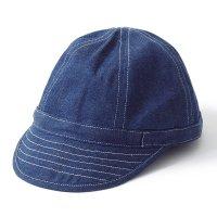 WAREHOUSE & CO. / Lot 5106 DENIM CAP OR