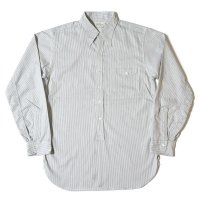 WAREHOUSE / Lot 3021 COAT STYLE SHIRTS ストライプ オフ