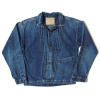 [ご予約商品] HELLER'S CAFE / HC-245 Nonpareil Browse II DENIM U/W