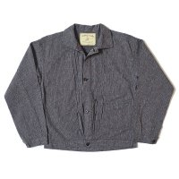 [ご予約商品] HELLER'S CAFE / HC-245 Nonpareil Browse II STRIPE O/W