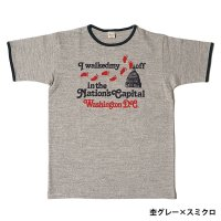 WAREHOUSE & CO. / Lot 4059 リンガーT NATION'S CAPITAL