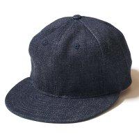 EBBETS FIELD FLANNELS×WAREHOUSE & CO. / DENIM BASEBALL CAP