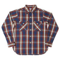 WAREHOUSE & CO. / Lot 3104 FLANNEL SHIRTS D柄 ONE WASH