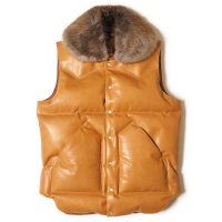 WAREHOUSE & CO. / ROCKY MOUNTAIN×WAREHOUSE & CO. ULTIMATE DOWN VEST