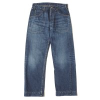 [ご予約商品] WAREHOUSE & CO. / Lot 1201 WW� DENIM RANCH PANTS U/W(濃)