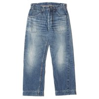 [ご予約商品] WAREHOUSE & CO. / Lot 1201 WW� DENIM RANCH PANTS U/W