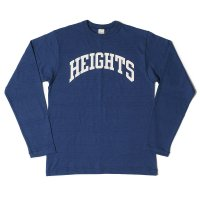 WAREHOUSE & CO. / Lot 5906 長袖クルーネックT HEIGHTS