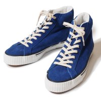 WAREHOUSE & CO. / Lot 3401 HI CUT SUEDE SNEAKER