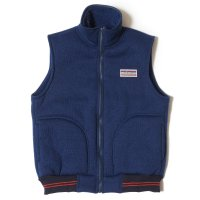 WAREHOUSE & CO. / Lot  2136 CLASSIC PILE VEST