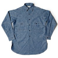 [ご予約商品] WAREHOUSE & CO. / Lot 3028 CAST IRON CHAMBRAY SHIRTS