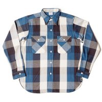 [ご予約商品] WAREHOUSE & CO. / Lot 3104 FLANNEL SHIRTS B柄 NON WASH