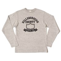 WAREHOUSE & CO. / Lot 5906 長袖クルーネックT HILLSBOROUGH