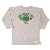 WAREHOUSE & CO. / Lot 4063 7分袖フットボールT PSC