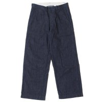 WAREHOUSE & CO. / Lot 1208 USN DENIM TROUSERS(BUTTON FLY) OR