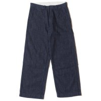 [ご予約商品] WAREHOUSE & CO. / Lot 1209 USN DENIM TROUSERS(ZIPPER FLY) OR