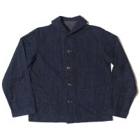 WAREHOUSE & CO. / Lot 2142 USN DENIM DECK JACKET OR