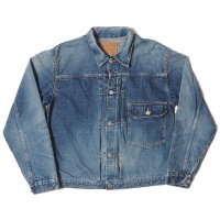 WAREHOUSE & CO. / Lot 2ND-HAND 2001 DENIM JACKET USED WASH(淡)