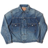 WAREHOUSE & CO. / Lot 2ND-HAND 2002 DENIM JACKET USED WASH(淡)