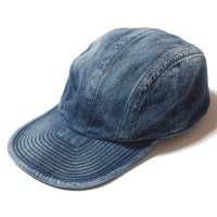 WAREHOUSE & CO. / Lot 5226 USN EXPERIMENTAL DENIM CAP USED WASH(淡)