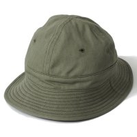 WAREHOUSE & CO. / Lot 5200 ARMY HAT ヘリンボーン グリーン