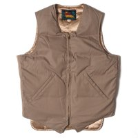 [ご予約商品] WAREHOUSE & CO. / Lot 2145 DOWN VEST