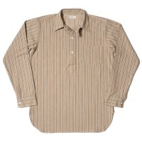 WAREHOUSE & CO. / Lot 3031 PULLOVER STRIPE SHIRTS