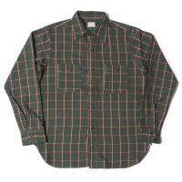 WAREHOUSE & CO. / Lot 3104 FLANNEL SHIRTS B柄 NON WASH