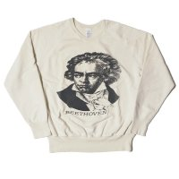 "WAREHOUSE & CO. / Lot 461""FADED""THREE B's SWEAT No.1 BEETHOVEN"