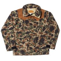 WAREHOUSE & CO. / Lot 2159 ROCKY MOUNTAIN × WAREHOUSE CAMOUFLAGE MOUNTAIN PARKA NON WASH